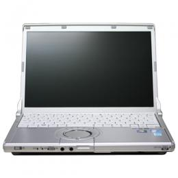 Let's note CF-S10 CF-S10EWHDS Core i5 メモリ4GB Windows7 Pro 64bit